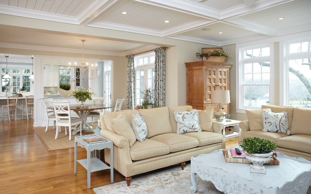 Beige And Gray Living Room beyond white: bliss of soft and elegant beige living rooms!