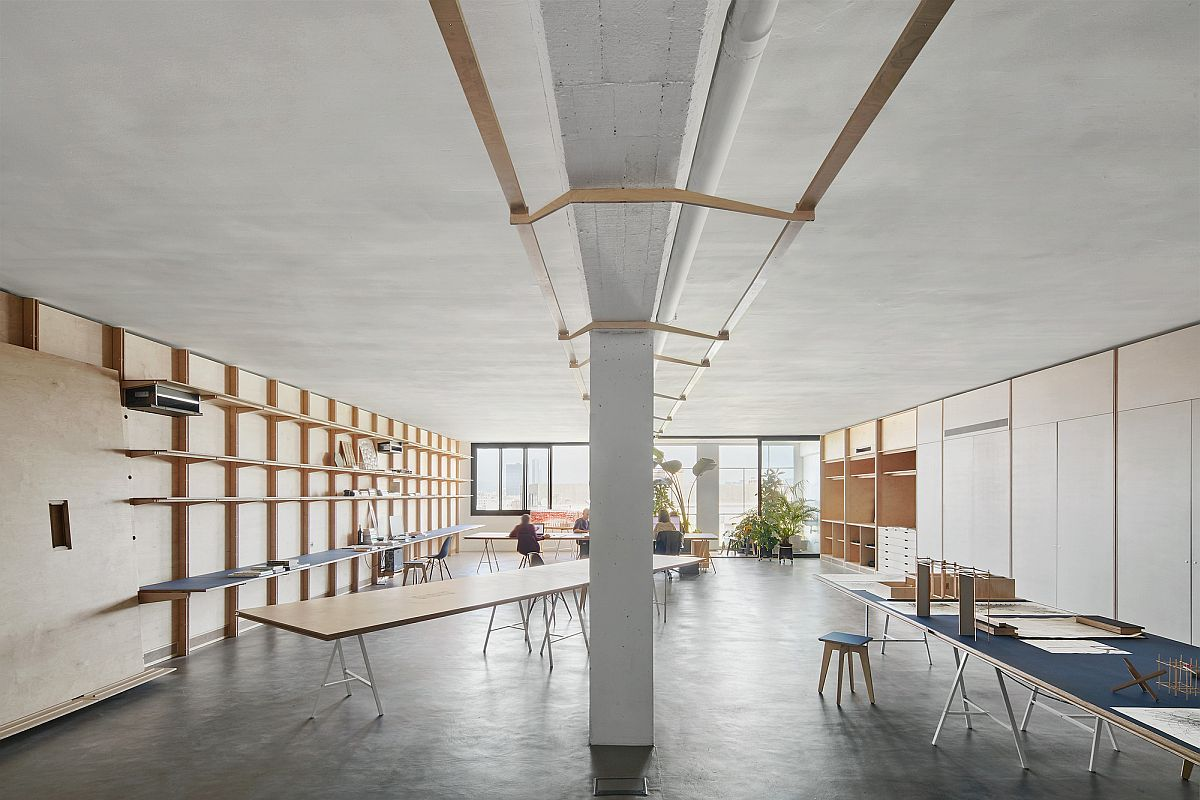 Co-Working Office by APPAREIL in Barcelona