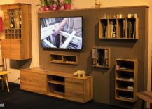 Custom-wine-cabinet-combined-with-smart-open-shelving-217x155