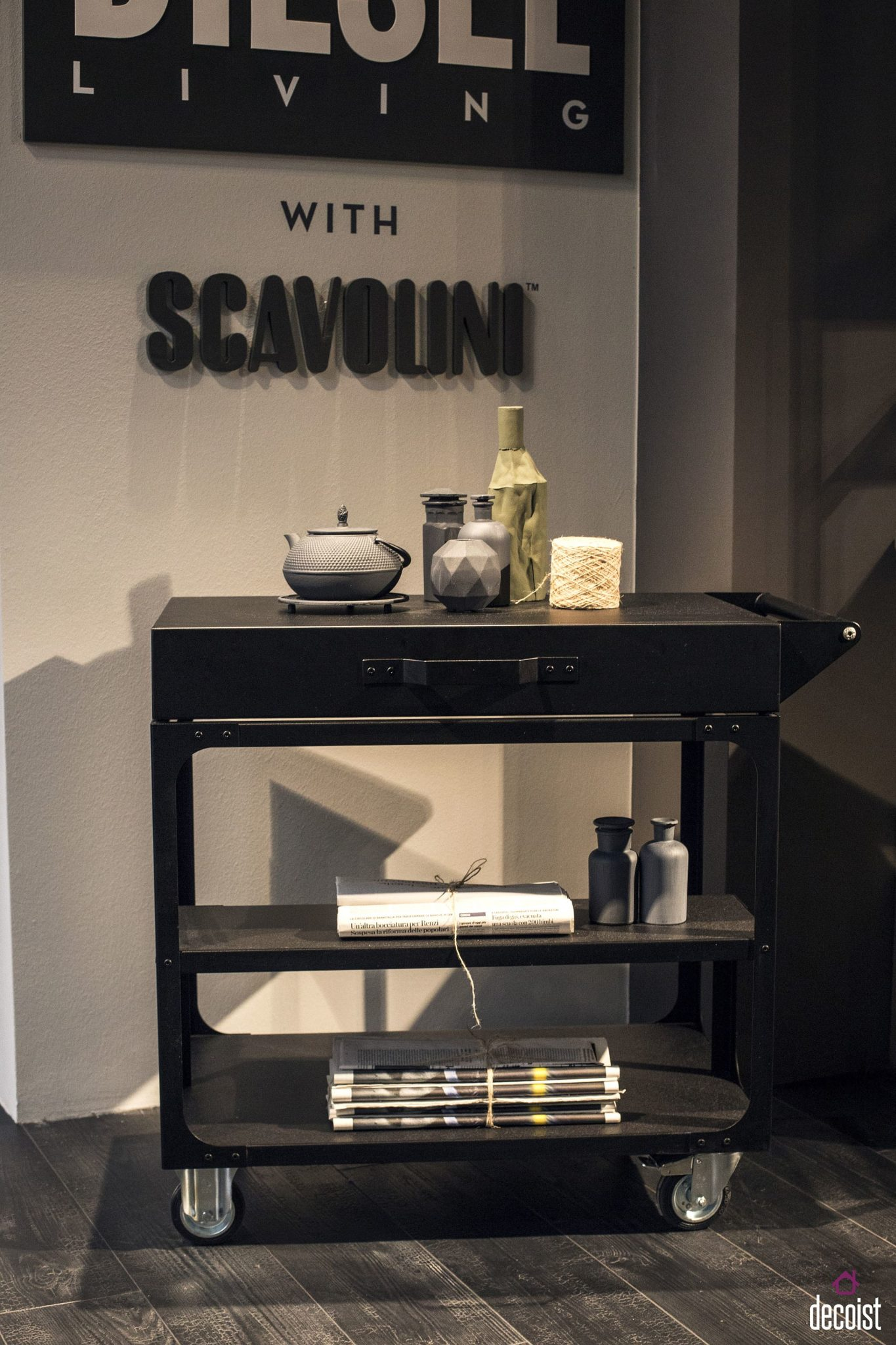 Diesel-Living-from-Scavolini-provides-a-social-living-zone