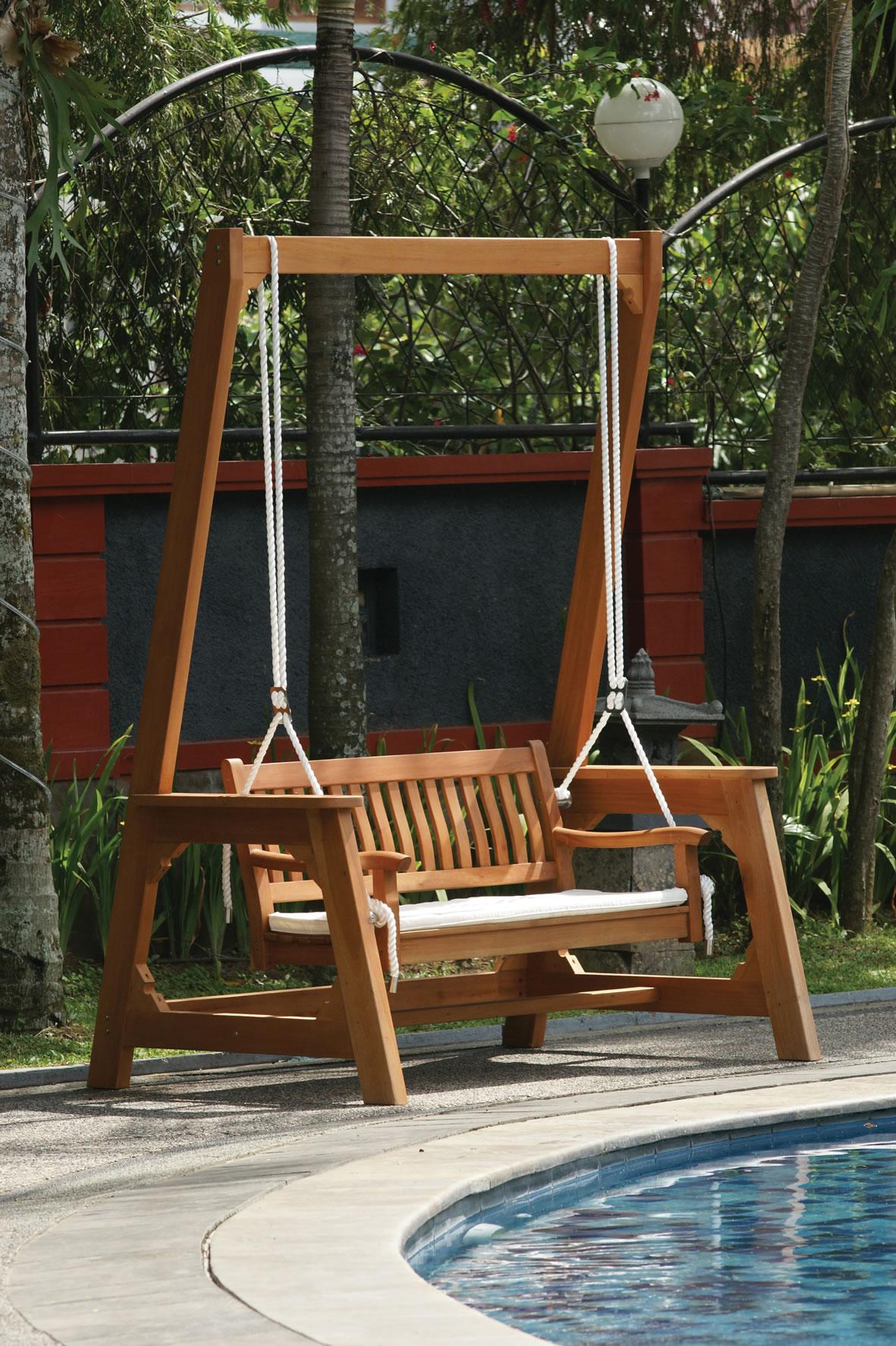 Marvelous Garden Swings: The Enchanting Element In Your Backyard