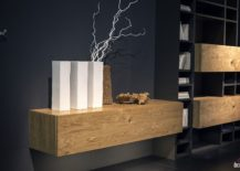 Floating-wooden-cabinet-from-Hulsta-is-perfect-for-the-entry-217x155