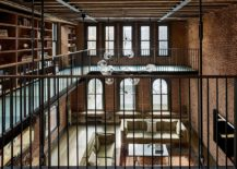 Modern Industrial: 1890\'s New York apartment Turned into ...