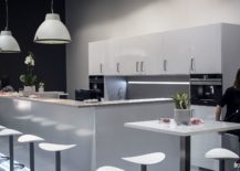 Gray-accent-wall-for-the-kitchen-in-white-217x155