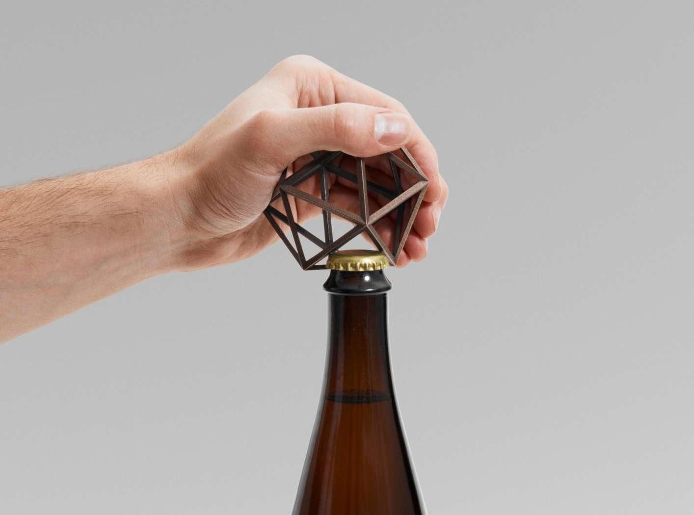 Ico bottle opener II