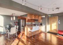 Kitchen-and-dining-area-with-space-savvy-modern-sheen-217x155