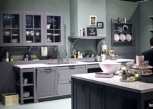 Light-and-dark-shades-of-gray-combined-inside-the-modern-kitchen-217x155