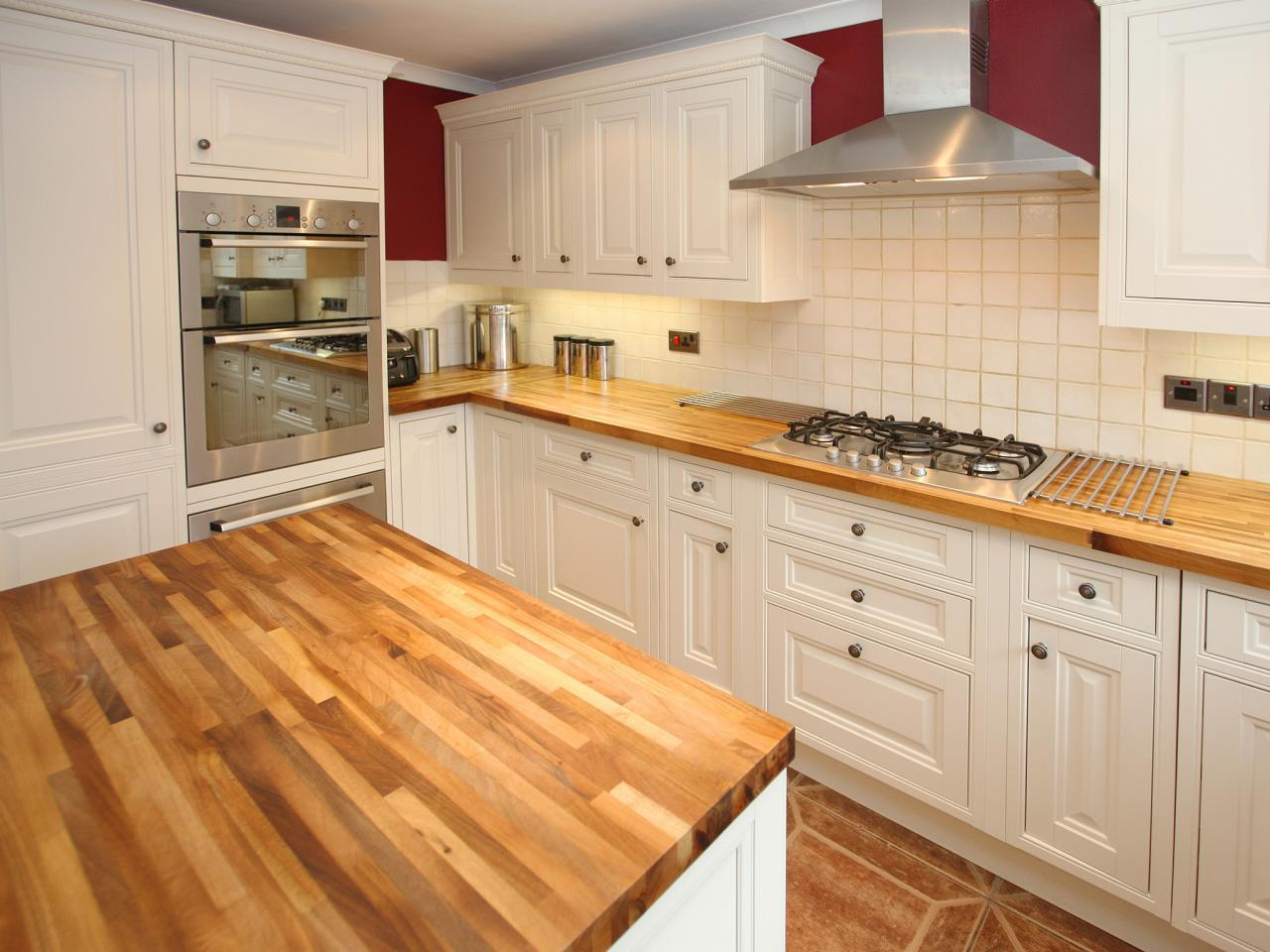 Kitchen Countertops Wood