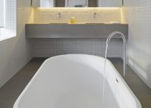Modern-bathroom-in-white-with-freestanding-bathtub-217x155