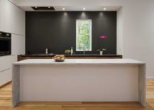 Modern-kitchen-in-white-with-a-dark-accent-wall-217x155