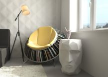 Modern-reading-nook-with-an-innovative-reading-chair--217x155