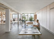 Multi functional and versatile co working office space in Barcelona 217x155 This Adaptable and Versatile Office Finds Space inside a Barcelona Warehouse!