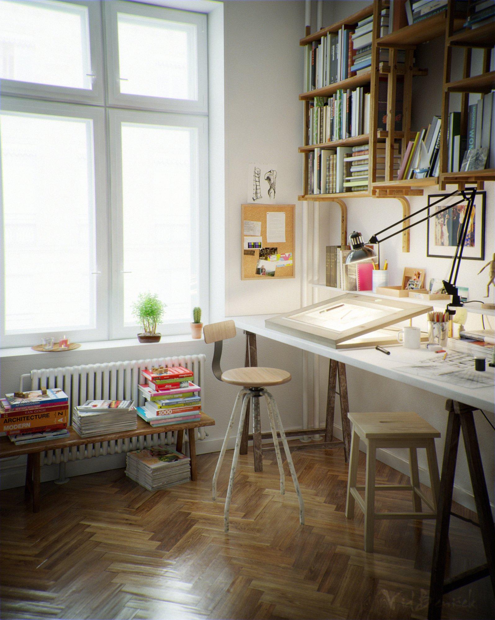 creative studios lighting artificial natural room corners inspiring incredible mix create