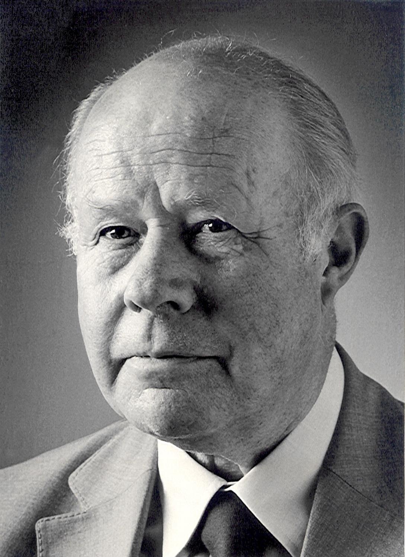 Ole Wanscher portrait