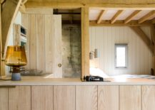 Out of the Valley Oak Cabin interior 217x155 9 Design Ideas for Attaining a State of Calm