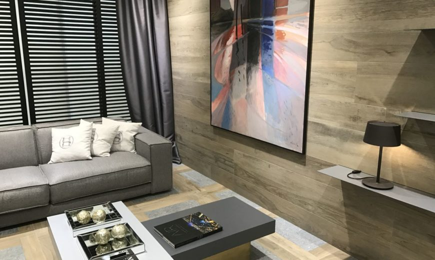 2017 Trends in Flooring and Coverings For Your Dream House from Porcelanosa