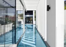 Sheltered-lap-pool-of-the-contemporary-home-217x155