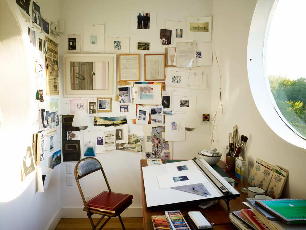Creative Corners: Incredible And Inspiring Home Art Studios