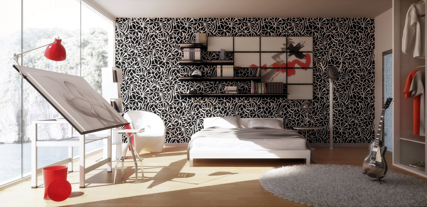 art ideas for a bedroom - Bedroom Design