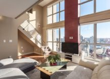 Spacious-living-room-of-the-loft-with-a-view-of-Downtown-Vancouver-217x155
