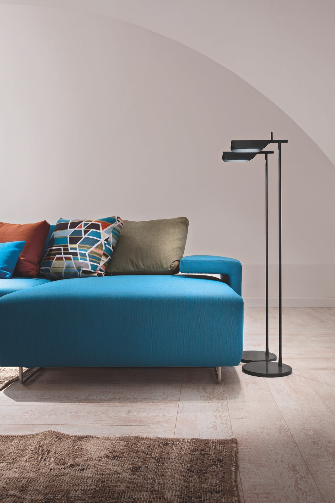 Tab floor lamp I