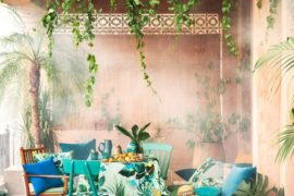 New Tabletop Trends for Spring and Summer