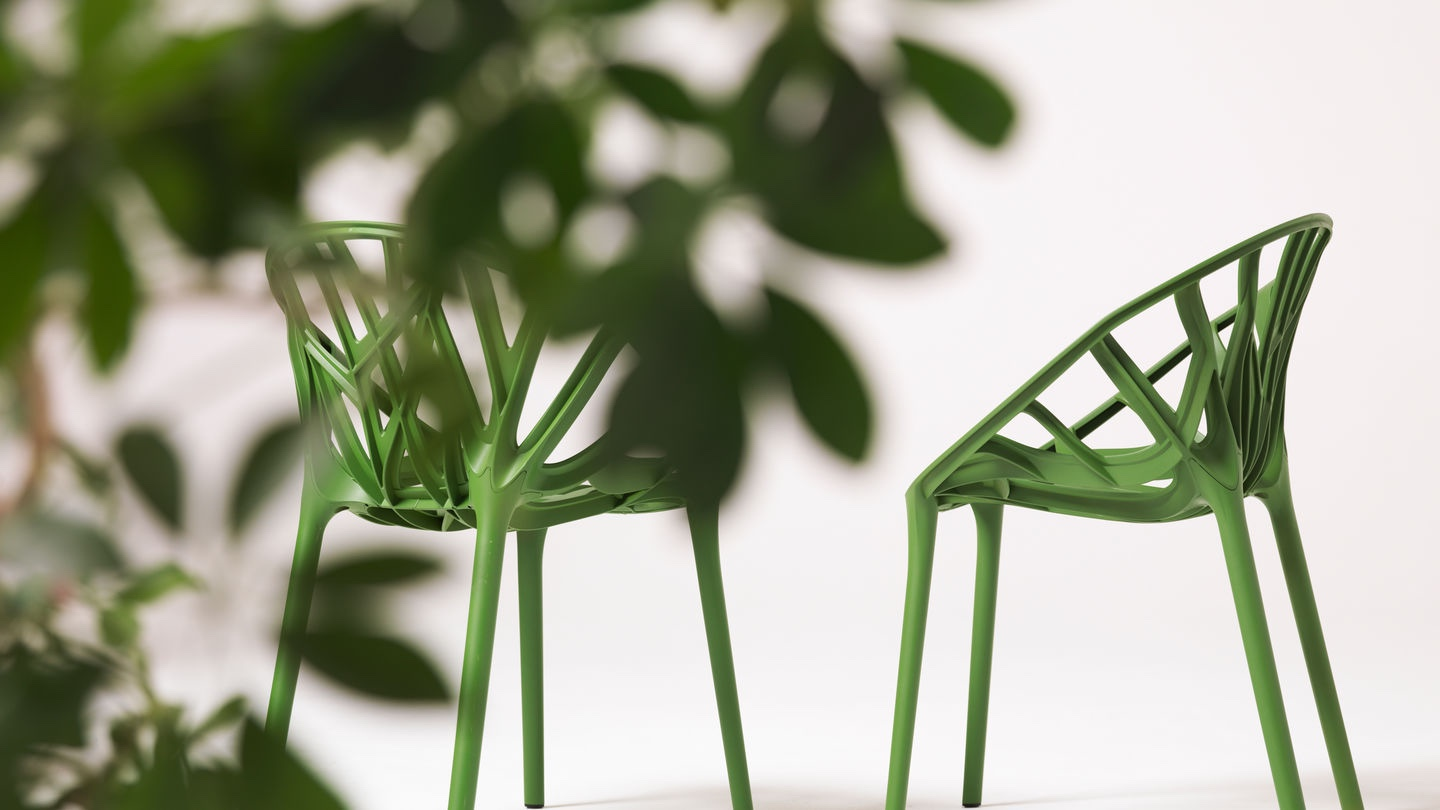 Vegetal chair Vitra