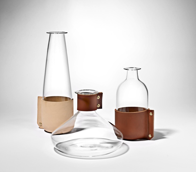 Wrap glassware
