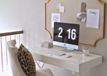 A-big-memo-board-with-a-golden-trim-as-a-striking-element-217x155