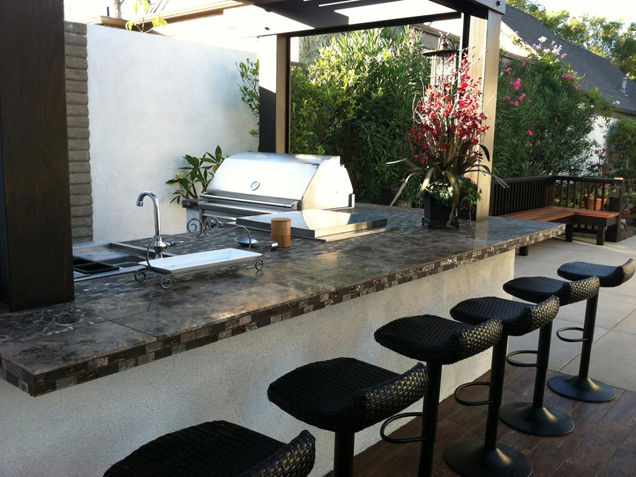 30 fresh and modern outdoor kitchens rh decoist com