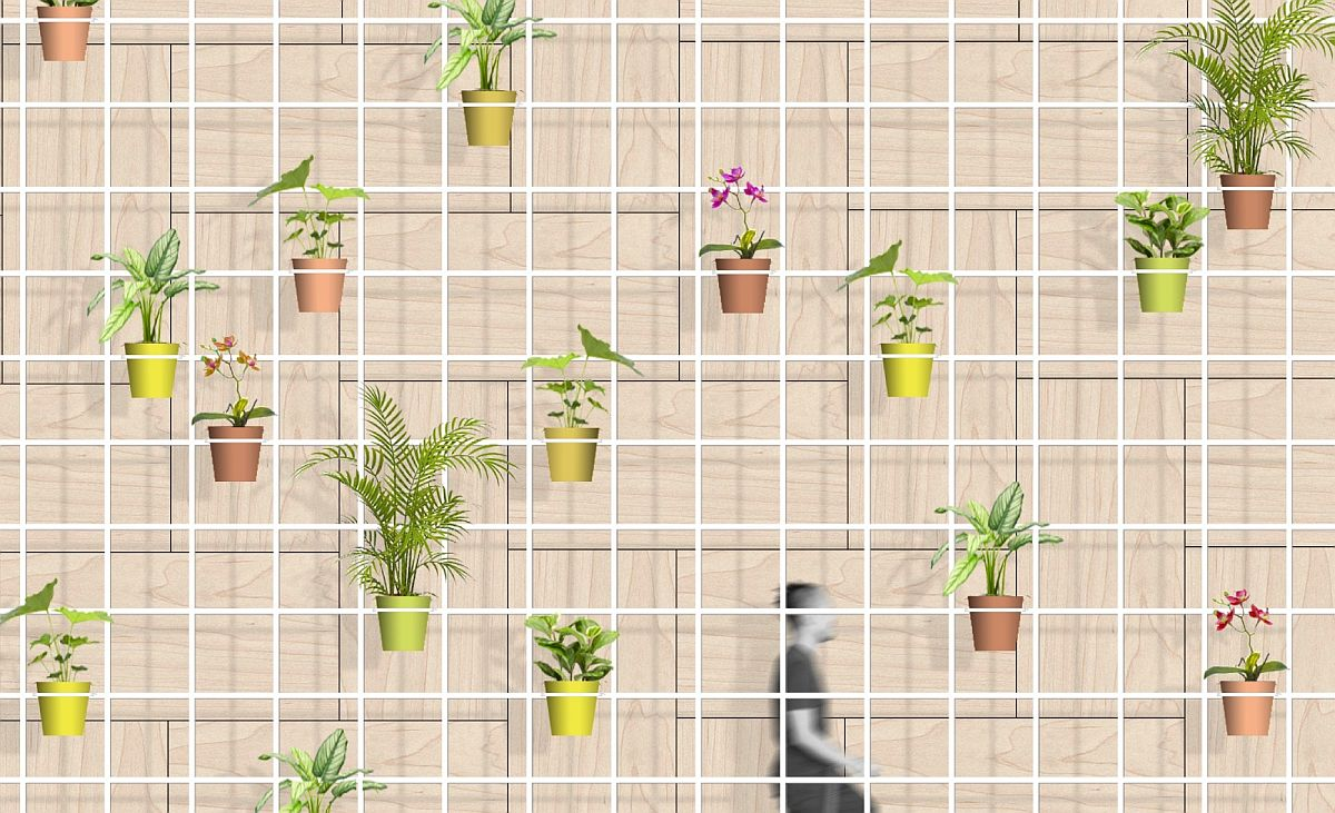 Bespoke-design-of-the-metal-grid-with-space-for-planters