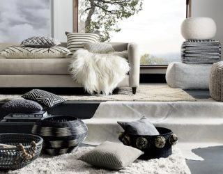 The Black and White Decor Trend That Goes with Everything