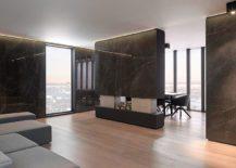 Black-marble-inspired-large-format-porcelain-tiles-by-Urbatek-217x155
