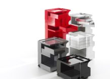 Boby colours I 217x155 Design Icon: Boby the Shelving Tower