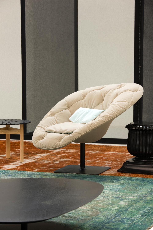 Bohemian armchair