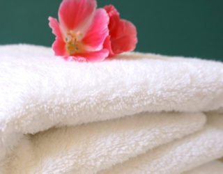The Secret to Soft, Fluffy Towels