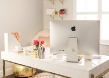 Charming-white-and-gold-office-with-much-character-217x155