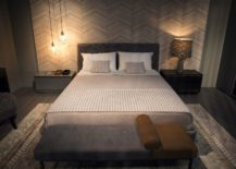 Chevron-pattern-in-the-backdrop-adds-to-the-geo-style-of-the-bedroom-217x155