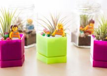 Colorful-LEGO-terrariums-with-air-plants-217x155