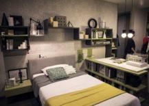 Contemporary-kids-bedroom-in-gray-217x155