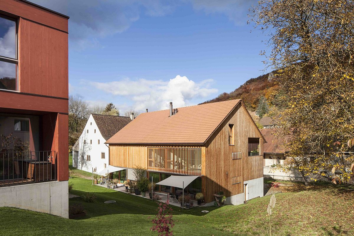 Conversion Mill Barn in Switzerland