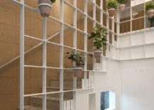 Custom-metallic-grid-gives-the-interior-ist-unique-look-217x155