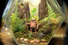 15 Delightfully Diverse DIY Terrarium Ideas: Tiny Green Delights!