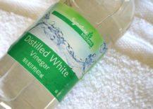 Distilled white vinegar 217x155 The Secret to Soft, Fluffy Towels