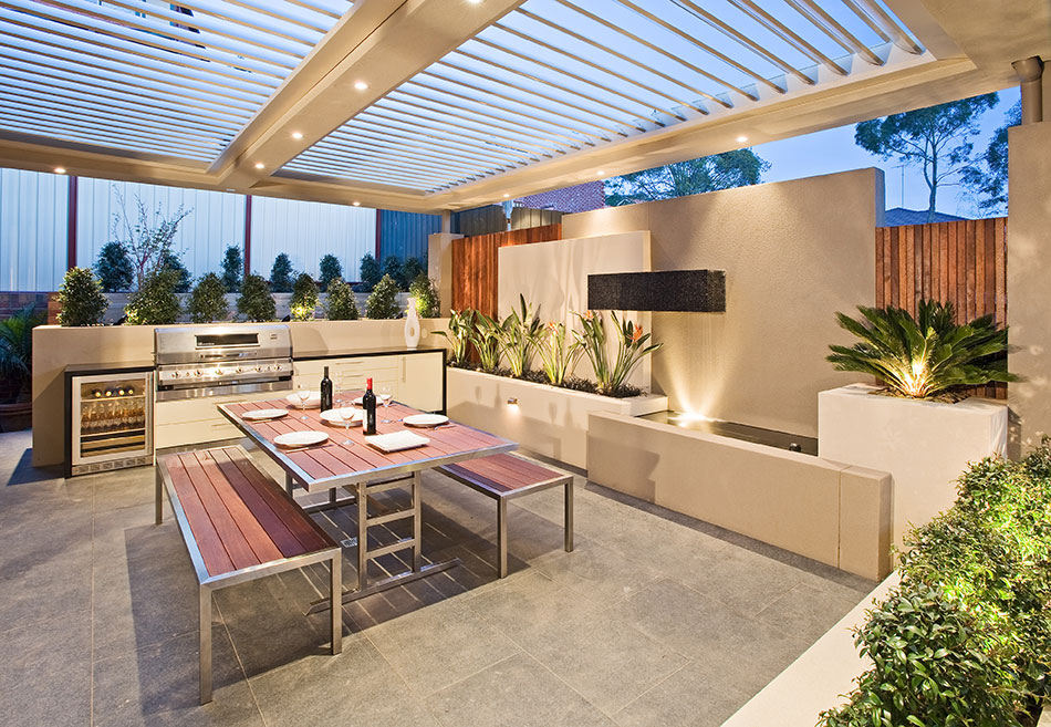 48 Fresh And Modern Outdoor Kitchens Fascinating Budget Kitchen Remodel Ideas Exterior