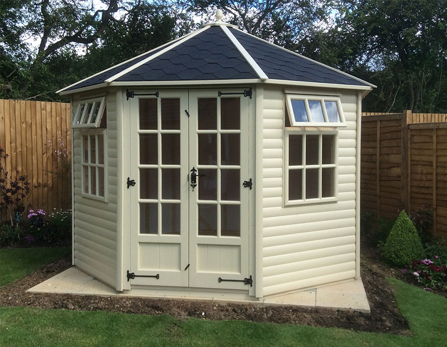 the classic garden sheds - Garden Sheds With Windows