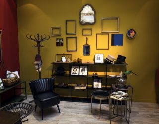 From Vases to Wall Clocks: Fashioning a Curated Collection Display