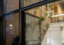 Glass-facade-of-the-Olive-Squash-in-London-217x155