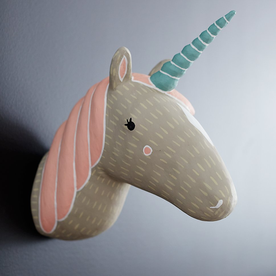 Mermaid And Unicorn Decor For Kids Rooms And Beyond