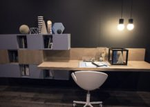 Home-office-shelf-decorated-with-geo-style-vases-217x155